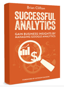 Ready to purchase Successful Analytics by Brian Clifton?