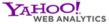 Yahoo Web Analytics