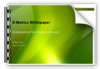 web analytics accuracy white paper